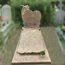 cheap headstones factory supply european style cheap heart headstone factories