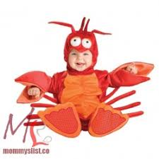 Lobster Costume Under The Sea Mommyslist