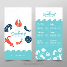 seafood vectors photos and psd files free download