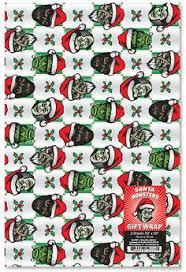 walking dead wrapping paper wrapping paper set flat pack of 4 sheets each 20 x 30