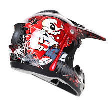 motocross helmet graphics stealth helmet hd204 kids mx tagg graphic