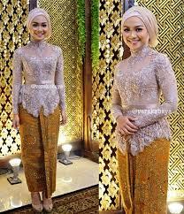 contoh gambar kebaya contoh gambar kebaya muslim modern contoh baju kebaya 2018