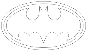 image gallery superhero logos coloring pages at best all coloring