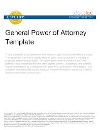 Army Power Of Attorney Form best photos of general power of attorney template free general