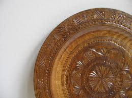 wood medallion wall takuice