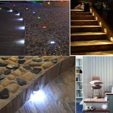 Led Outdoor Garden Lights 30 Led Outdoor Garden Path Lights Deck Stairs Path Ls