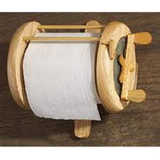 river u0027s edge fishing reel toilet paper holder 63136 decorative