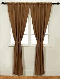 Burlap Drapery 92 Best Curtains Images On Pinterest Curtains Primitive
