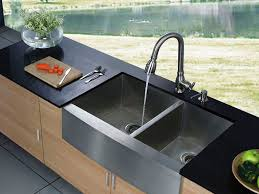 Stainless Kitchen Sinks Undermount Kitchen Makeovers Inset Sinks Kitchen Stainless Steel Fireclay