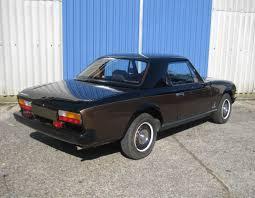 peugeot 504 coupe pininfarina peugeot 504 cabriolet chapron le prix de l u0027exclusivité