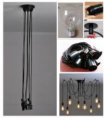 aliexpress com buy antique classic ajustable diy ceiling spider