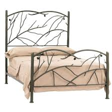 king wrought iron bed medium size of mattress frame iron bed king