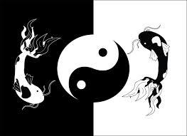 yin yang koi fish by dylanspider on deviantart