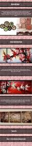 Asian Style Home Decor by Best 25 Asian Wall Decals Ideas On Pinterest Home Map Design