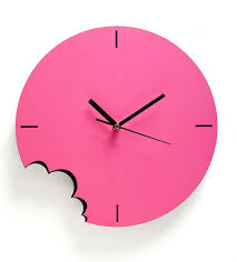 themed clocks buy bite wall clocks israel catalog