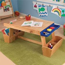 kids art table and chairs children s play tables with storage ohio trm furniture