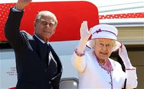bid farewell g day the and duke of edinburgh bid farewell to australia