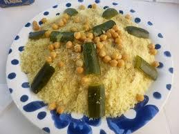 cuisine alg ienne couscous couscous au poulet et courgettes plat algérien gourmandise assia
