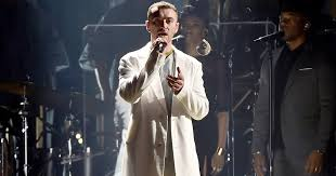 grammy winners list for 2015 includes sam smith pharrell grammys 2018 watch sam smith gospel choir perform poignant pray