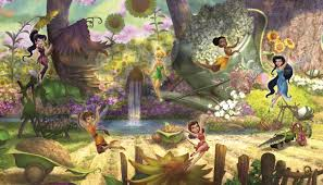 My Little Kitchen Fairies Entire Collection York Wallcoverings Walt Disney Kids Ii Disney Fairies Pixie Hollow