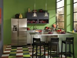 kitchen brown painted cabinets grey taupe paint colors behr