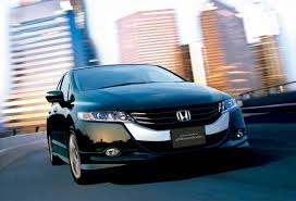 honda jdm honda reveals new jdm odyssey in japan photo and details it u0027s
