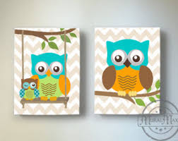 Owl Pictures For Kids Room by Baby Boy Owl Decor Owl Nursery Decor Owl Decor For Boy Room