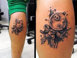 33 staggering voodoo tattoo designs inkdoneright