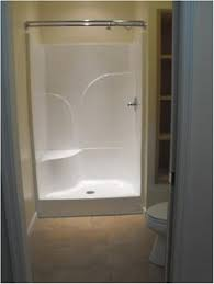Small Basement Bathroom Designs Do It Yourself Remodeling Shower Kits Shower Kits Bath And Showers