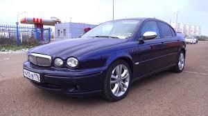 jaguar xj type 2007 jaguar x type start up engine and in depth tour youtube