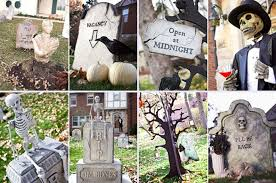 Cute Halloween Decorations Outdoor by Outdoor Homemade Halloween Decorations Ideas Home Design Ideas