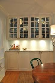 Southern Living Idea House Breakfast Area Built In Cabinet With - Dining room cabinets
