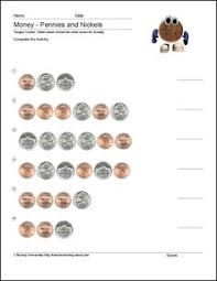 counting dollars and cents printable worksheets give a like for