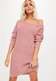 jumpers dresses knitted dresses missguided