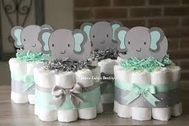 simple baby shower decorations mint green baby shower decorations simple decoration stupefying