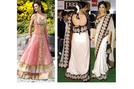 dresses for apple shape to choose an indian wedding dress style for your shape