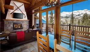 luxurious telluride lodging u0026 cabins mountain lodge telluride