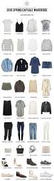 our step by step guide to building a spring capsule wardrobe the