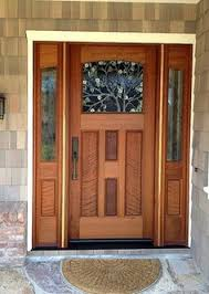 Modern Front Entry Doors In African Mahogany Chad Womack by Exterior Double Doors For Private And Commercial Building Http