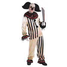 Mens Clown Halloween Costumes Clowns U0026 Circus Suit Costumes Men Ebay