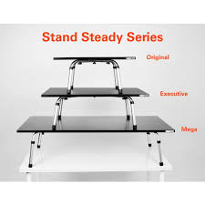 Executive Stand Up Desk by Original Stand Steady Standing Desk