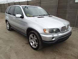 2001 bmw x5 for sale 2001 bmw x5 for sale ca los angeles salvage cars copart usa