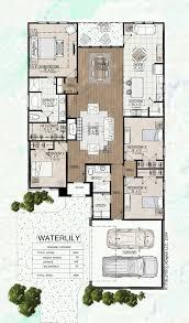 waterlily new homes in denham springs la