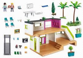 bureau playmobil design playmobil city maison moderne denis 3918