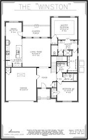 winston custom home builders simmons homes