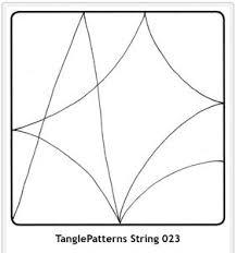 7 best zentangle strings images on pinterest templates mandalas
