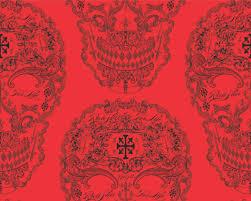 gothic wallpaper u2013 skulls u2014 thefashionatetraveller com