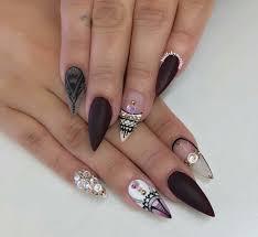 pin by veronica gelibert on nails pinterest nail nail