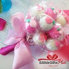 cake pop bouquet cake pop bouquet birthday gift baby shower and just because gifts