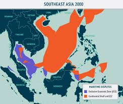Taiwan Map Asia by The Evolution Of Asia U0027s Contested Waters Asia Maritime